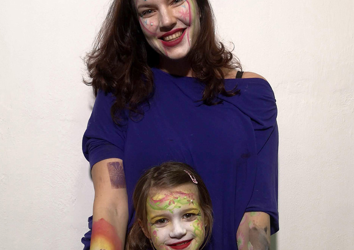 Workshop Facepainting unor 2020 11