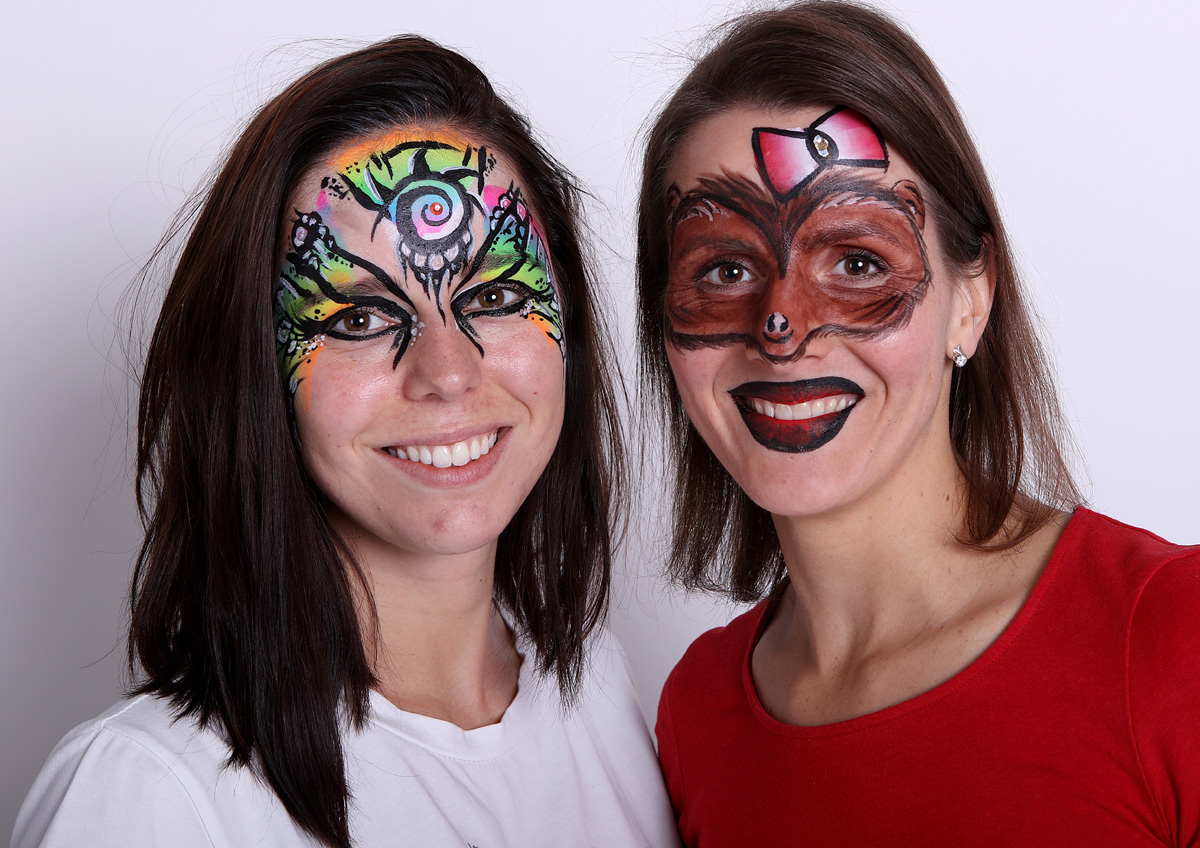 Workshop Facepainting listopad 2019 3