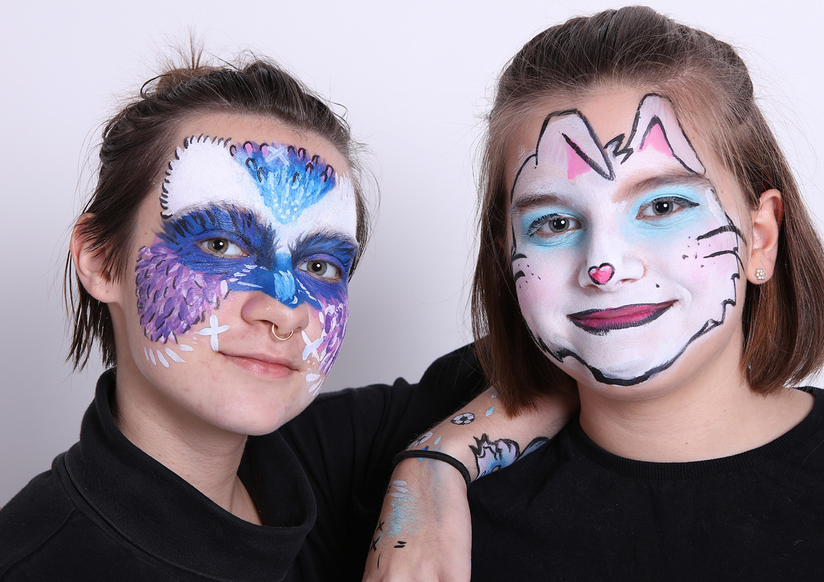 Workshop Facepainting listopad 2019 5