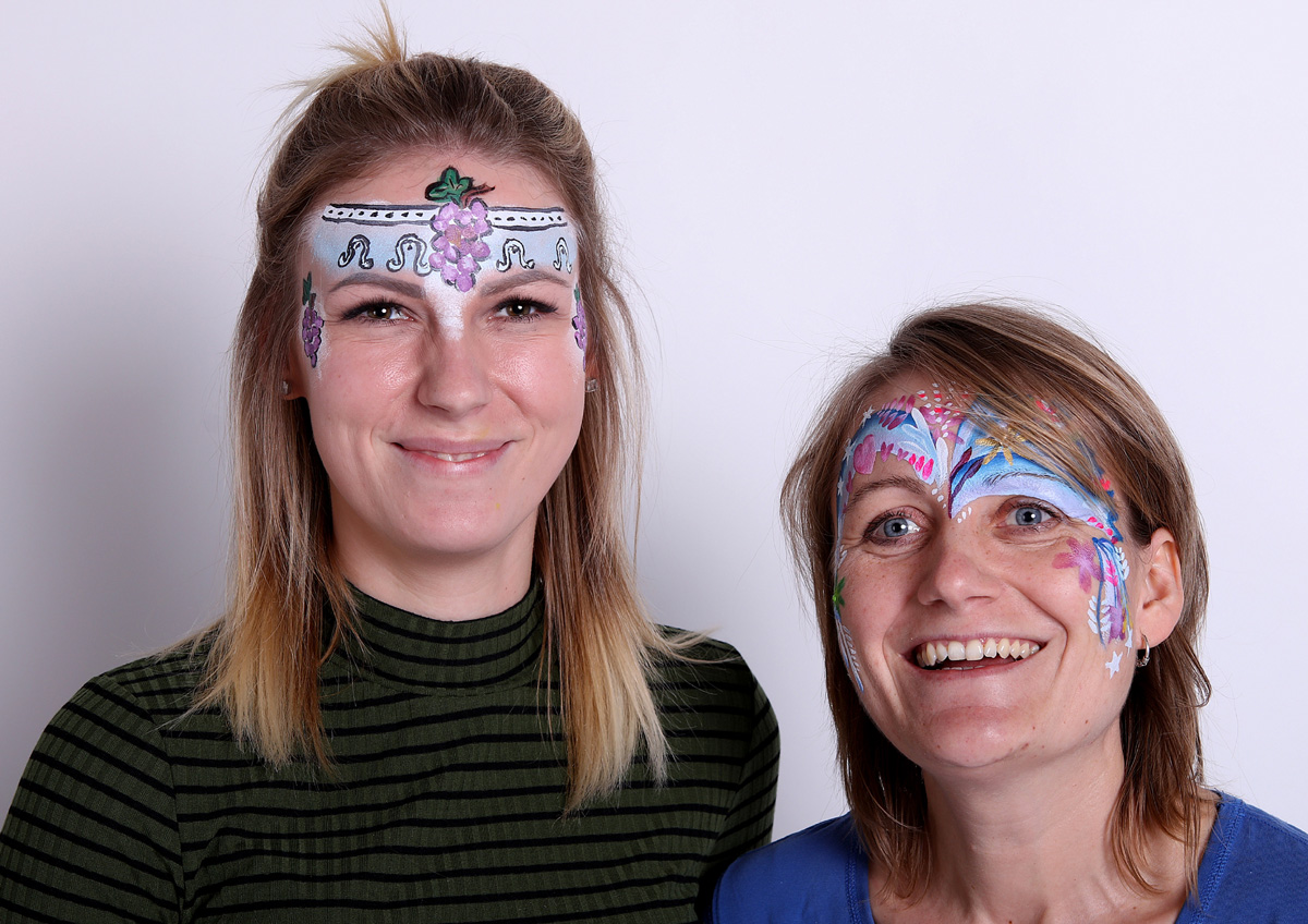 Workshop Facepainting listopad 2019 6