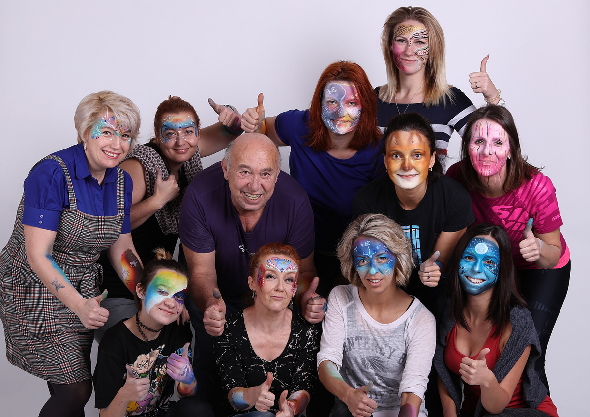 Workshop Facepainting listopad 2019 8