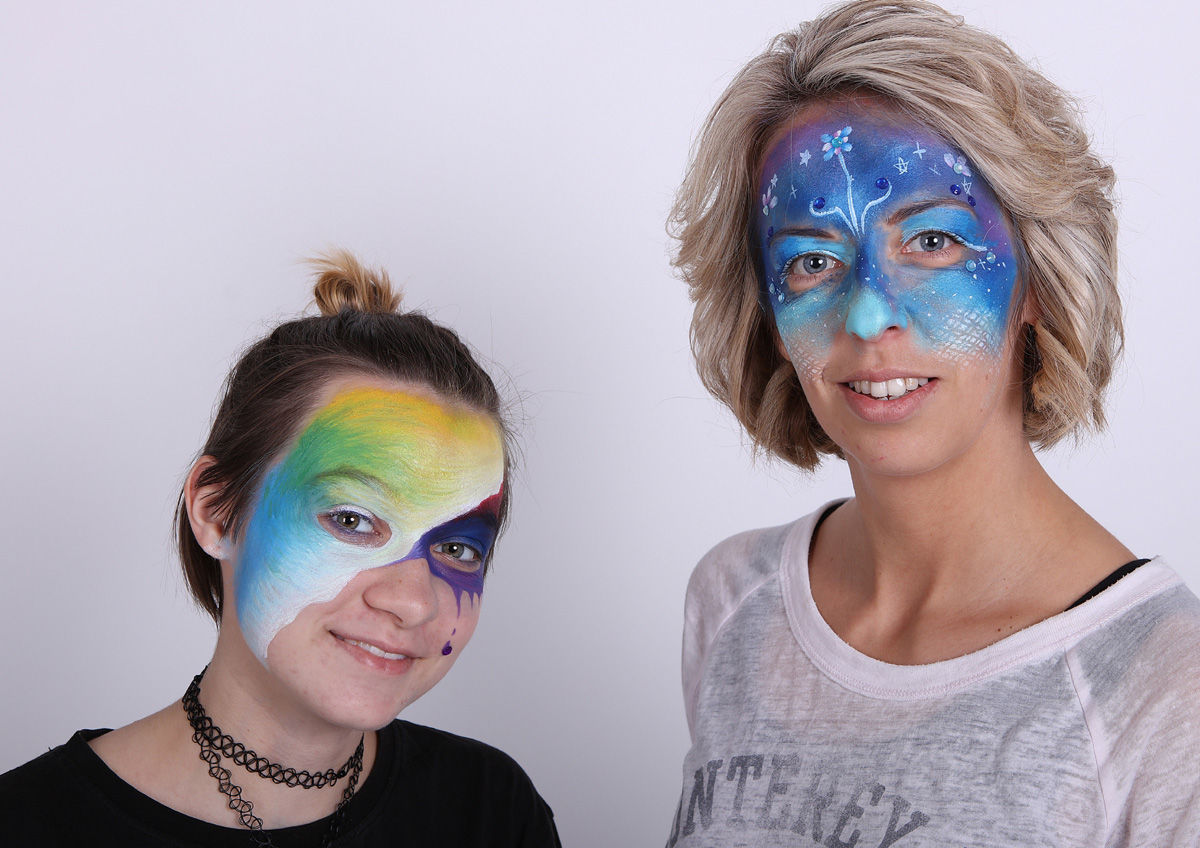 Workshop Facepainting listopad 2019 10