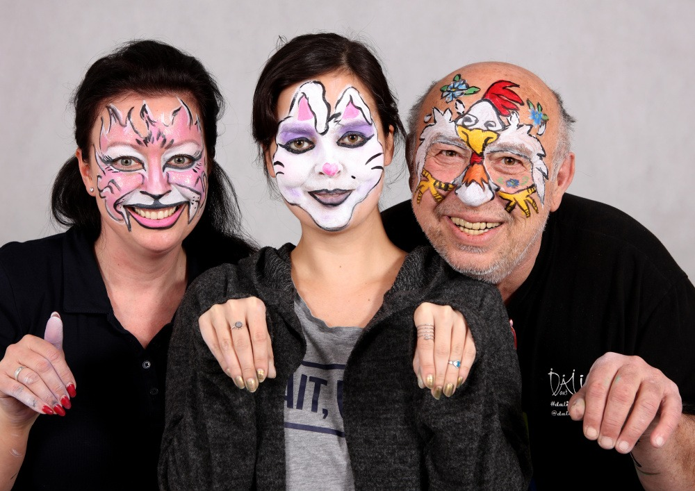Master class Workshop Facepainting 2019 _04c
