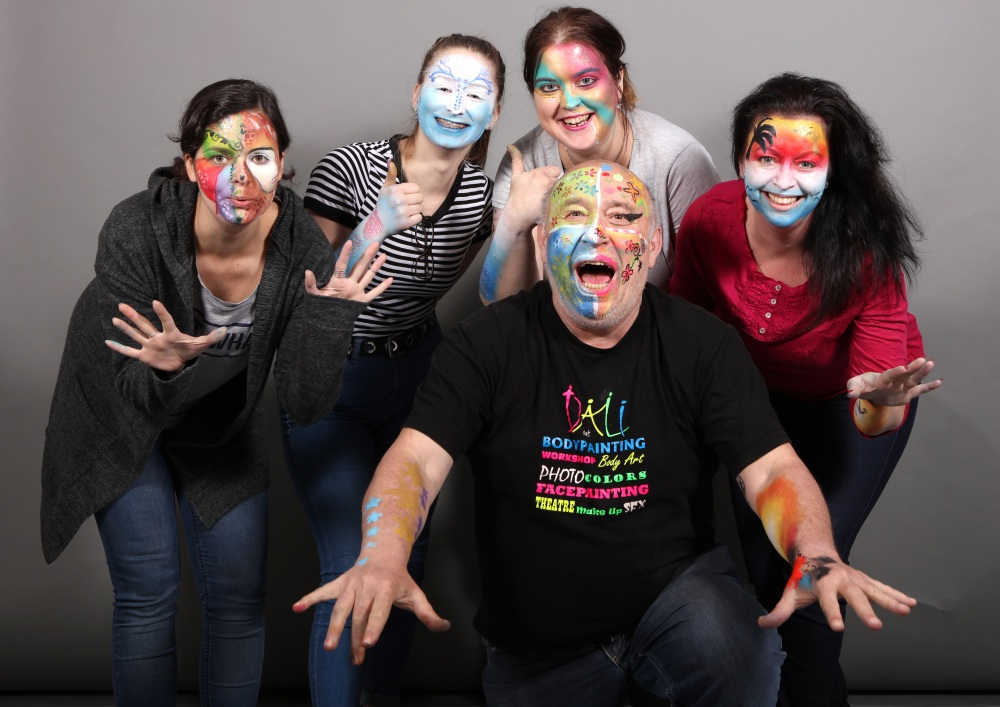 Master class Workshop Facepainting 2019 _04e