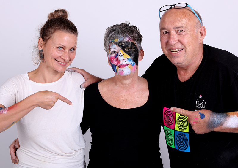 Workshop Facepainting 2019 zari _07