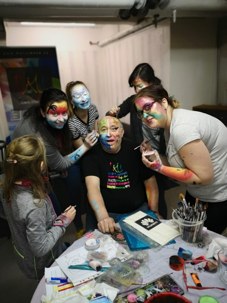 Master class Workshop Facepainting 2019 _04l