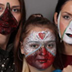 2 den workshop facepainting  - Zipovky