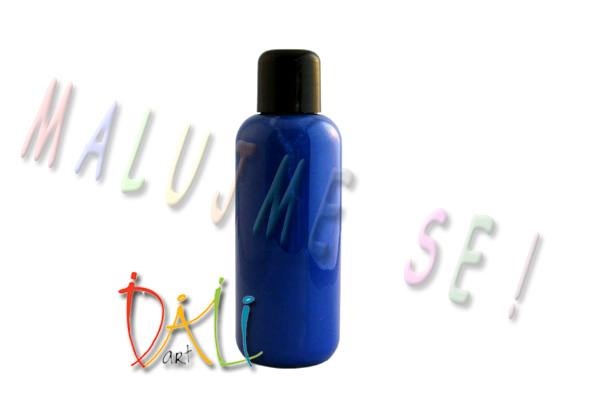 UV NEON AIRBRUSH modrá 50 ml