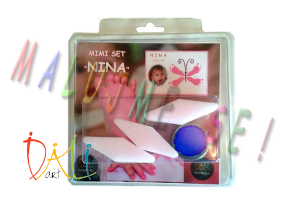 Mimi set NINA PURPLE