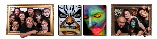 Workshop Facepainting